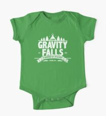 Camp Gravity Falls  Kids Clothes