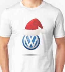 Christmas VW Badge T-Shirt