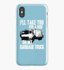 Sex Bob-Omb - Garbage Truck - Scott Pilgrim  iPhone Case