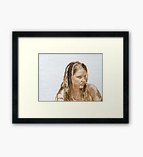 Tam Framed Print