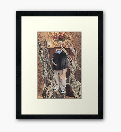 ' Untitled' Framed Print