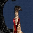 Red Ribbon EMU by binjy