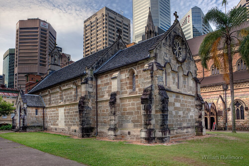 Saint Stephen's Chapel • Brisbane • Australia by William Bullimore