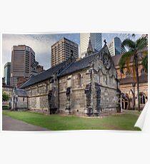 Saint Stephen's Chapel • Brisbane • Australia Poster