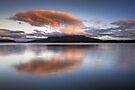 Tarawera Evening by Michael Treloar
