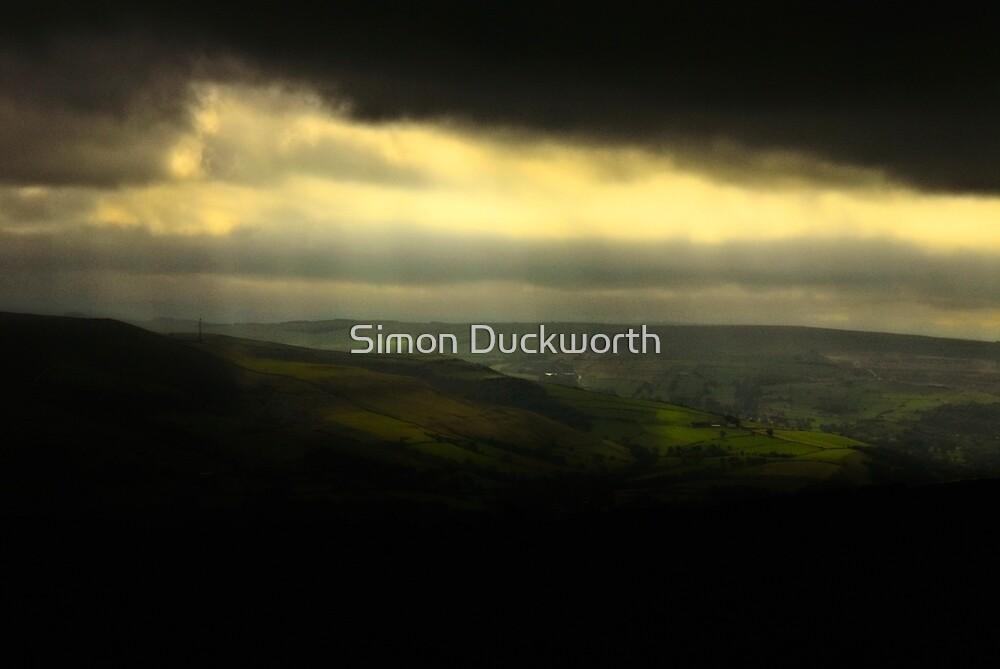 Brooding by Simon Duckworth