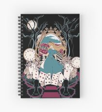 Alice Spiral Notebook