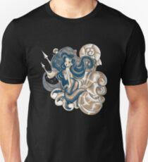 The Dark Mermaid Princess T-Shirt