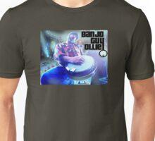 Banjo Guy Ollie Unisex T-Shirt