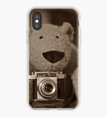 TC is a photographer too iPhone Case
