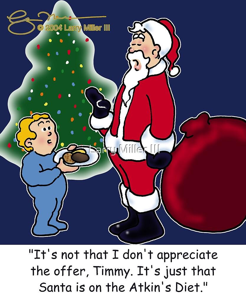 No cookies by Larry Miller III