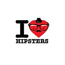 i LOVE HIPSTERS by cintrao