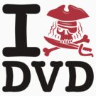 i pirate DVD by cintrao