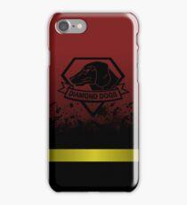 Phantom Pain - Diamond Dogs iPhone Case/Skin
