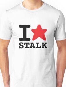 I Star Stalk  Unisex T-Shirt
