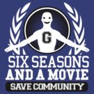 #Six Seasons and a Movie by Tom Trager