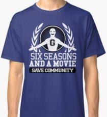 #Six Seasons and a Movie Classic T-Shirt