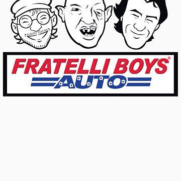 Fratelli Boys Auto by DevilChimp