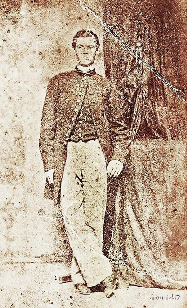 James Elson ~ After Gettysburg by artwhiz47
