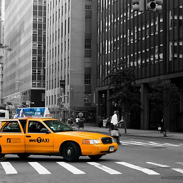 New York Taxi by piasek
