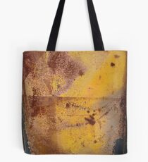 yellow  rust 3 Tote Bag