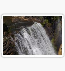 Top of Fitzroy Falls NSW Australia Sticker