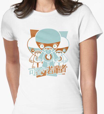 Greedy Mascot Stencil T-Shirt