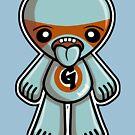 Greedy Mascot by KawaiiPunk