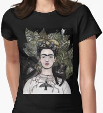 Frida Kahlo self portrait version T-Shirt