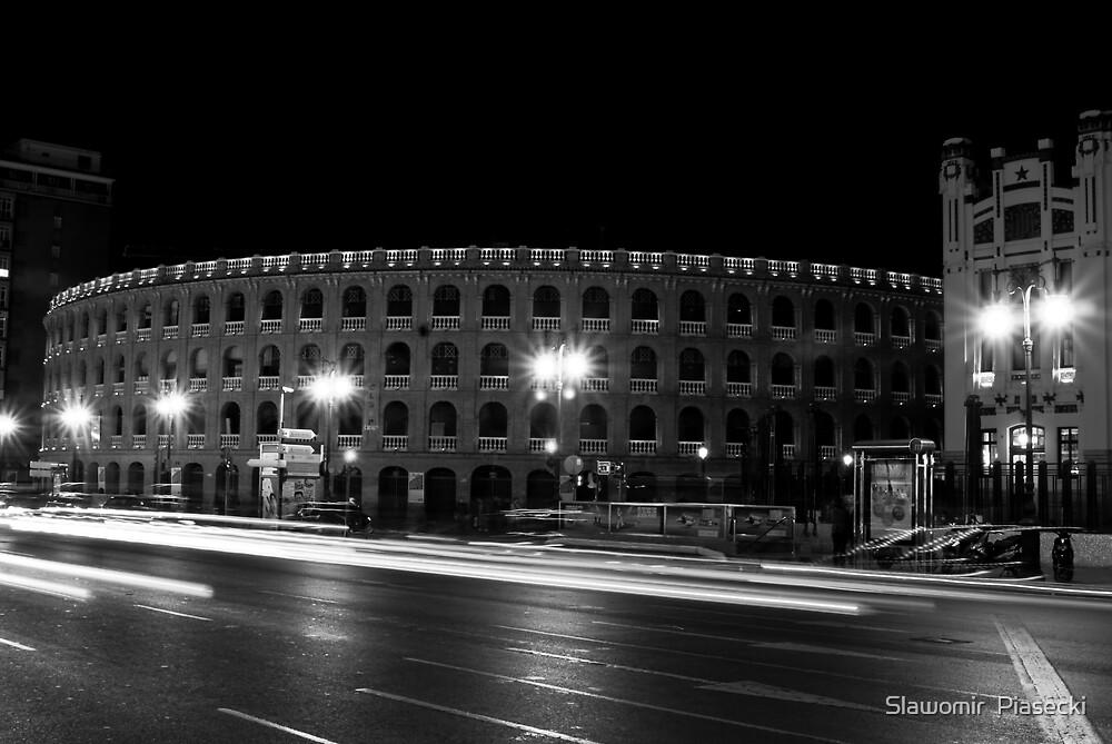Plaza Toros de Valencia by Slawomir  Piasecki