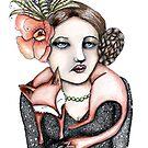 Foxy lady by Jenny Wood
