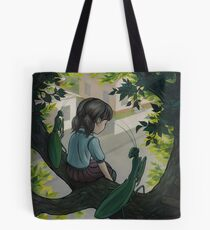 Truancy with Friends Tote Bag