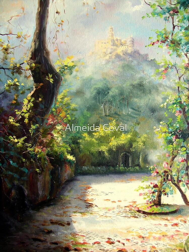 jardins da quinta do convento da trindade.. by Almeida Coval