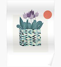 Flowerpot Poster