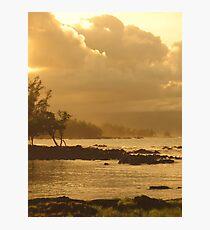Hilo Shorelines Photographic Print