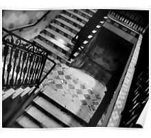 Hallow Stair Poster
