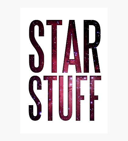 Star Stuff Photographic Print