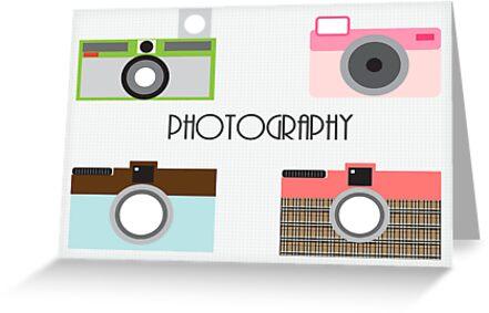 Sweetest Cameras by sweettoothliz