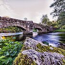 Pack Horse Bridge by Mark Dobson