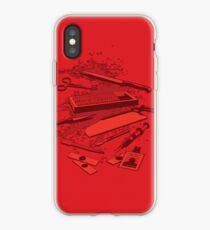 Serial Killer Toolbox iPhone Case