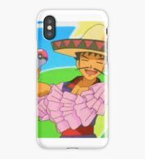 Groovy Brock iPhone Case