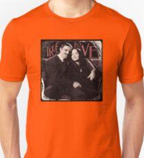 Gomez & Morticia Addams: True Love Unisex T-Shirt