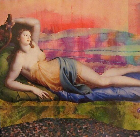 Venus In Love by Kanchan Mahon