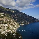 Amalfi Coast, Italy by caffeinepowered