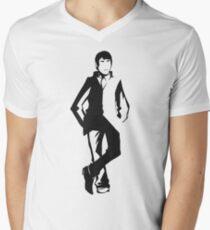 SebastiAn - Total (Original Artwork 2) Men's V-Neck T-Shirt