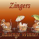 Zingers Challenge Winners Banner by EnchantedDreams