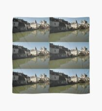 Indres River Reflections, Loches, France 2012 Scarf