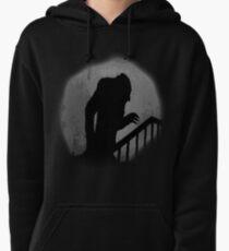 Nosferatu Silhouette Pullover Hoodie
