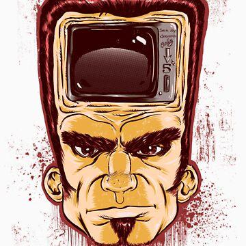 TV Head by Razz007