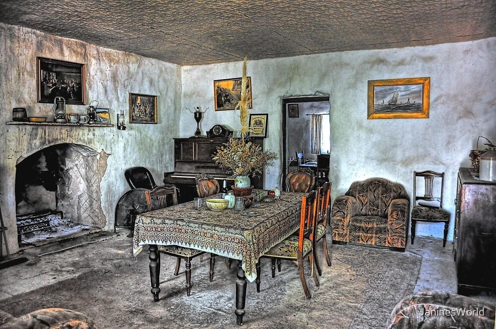 Loungeroom Luxury by JaninesWorld